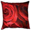 "Federa Quadrata 1 Lato con immagine Full-Photo ""ROSE ROSSE"" - SCONTO 20%"